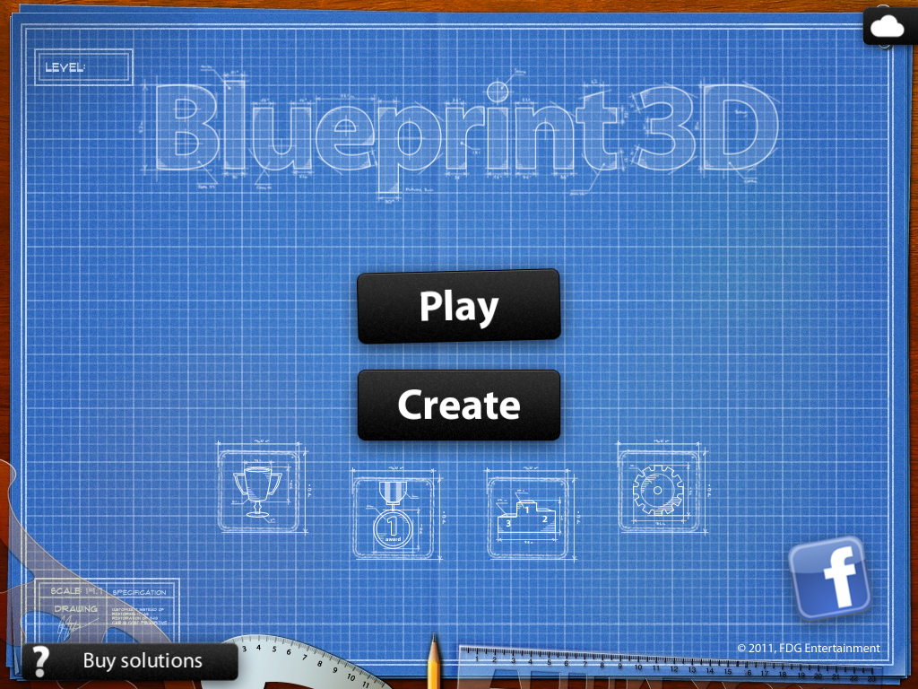 Ipa hunt iphone ipad app news and reviews treat your imagination blueprint 3d hd version 20 ipad 2 main menu malvernweather Gallery