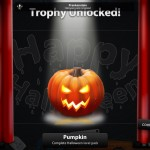 Blueprint 3D HD version 2.0 (iPad 2) - Halloween Level Pack Trophy