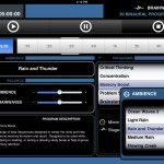 Brain Wave version 5.2 (iPad 2) - Ambient Sounds