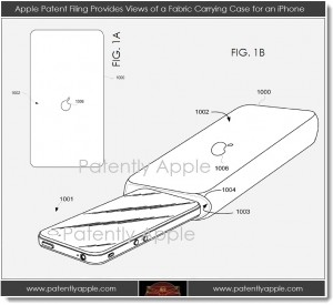 A future iPhone carrying case?