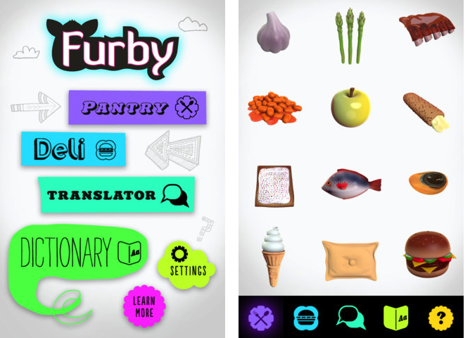 Furby App