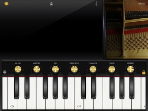iGrand Piano (iPad 2) - Tuning and Preferences