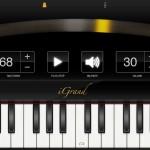 iGrand Piano (iPad 2) - Metronome