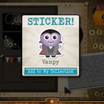 Millie's Book of Tricks and Treats Volume 2 (iPad 2) - Sticker
