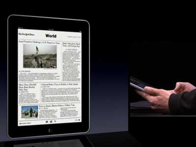 Steve Jobs, NYTimes.com