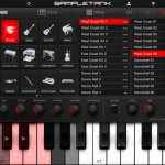 SampleTank version 1.3 (iPad 2) - Drum Kit