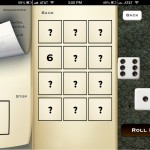 Sherlock Holmes 1 (iPhone 5) - Number Selection