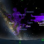 SkySafari version 3.6 (iPhone 5) - Main (Landscape)
