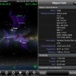 SkySafari version 3.6 (iPhone 5) - Object Information