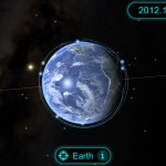 Solar Walk version 2.0.1 (iPhone 5) - Earth