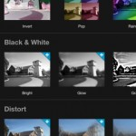 Adobe Photoshop Express for iPhone 4
