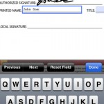 Adobe Reader for iPhone 4
