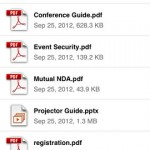 Adobe Reader for iPhone 5