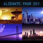 Alien Sky for iPad 2