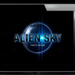 Alien Sky for iPad 5