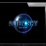 Alien Sky for iPad 5