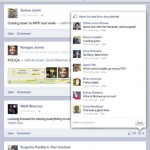 Facebook for iPad 1