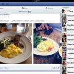 Facebook for iPad 3