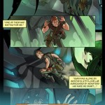 Hero's Duty Interactive Comic for iPhone 1
