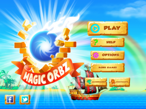 Magic Orbz by HeroCraft Ltd. screenshot