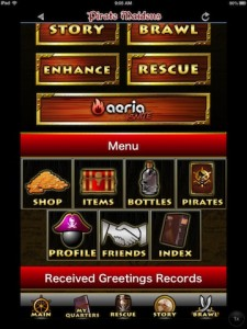 Pirate Maidens by Aeria Mobile screenshot