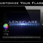 LensFlare for iPad 4