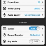 MoviePro for iPhone 4