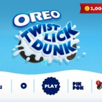 Oreo Twist Lick Dunk for iPad 1