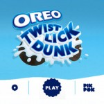 Oreo Twist Lick Dunk for iPhone 1