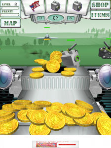 Coin Army by Chillingo Ltd screenshot