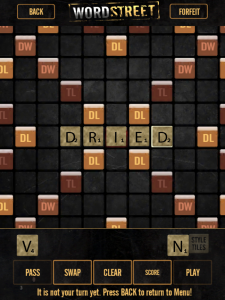 WordStreet by Xeative screenshot