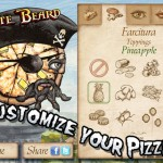 Pizza Vs. Skeletons for iPhone 4