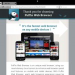 Puffin Web Browser for iPad 1