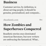 Readability for iPhone 1