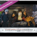 Rise of the Guardians Movie Storybook Deluxe for iPad 3