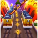 Subway Surfers for iPhone 2