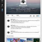 Twitter for iPad 3
