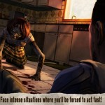 Walking Dead The Game for iPhone 2
