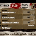 Walking Dead The Game for iPhone 3