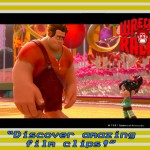 Wreck-It Ralph Storybook Deluxe for iPhone 4