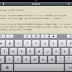 Writing Kit for iPad 1