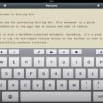 Writing Kit for iPad 1