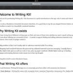 Writing Kit for iPad 2