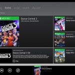 Xbox Smatglass for iPad 1