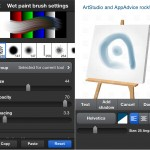 ArtStudio version 5.0 (iPhone 5) - Tool Options
