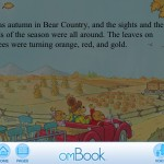 The Berenstain Bears Give Thanks version 2.0.1 (iPad 2) - Toolbar