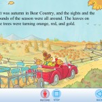 The Berenstain Bears Give Thanks version 2.0.1 (iPad 2) - Narration Recording