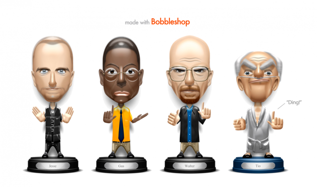 Bobbleshop - Breaking Bad