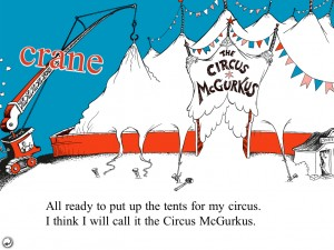 If I Ran the Circus (iPad 2) - Interactive