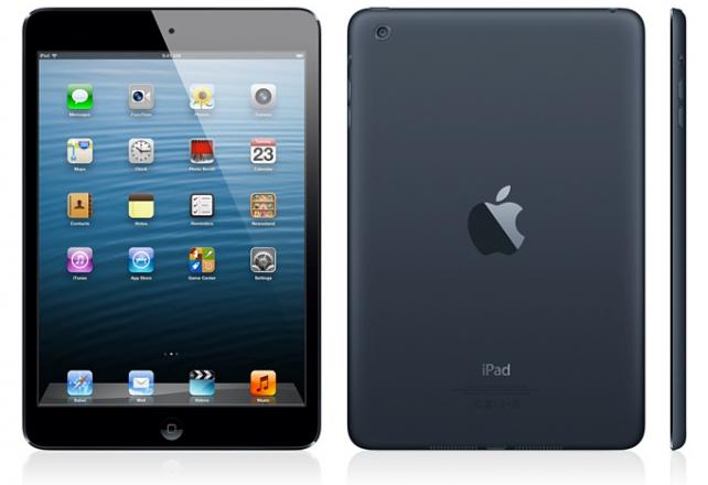 První neověřené zprávy o iPadu mini s Retina displejem
